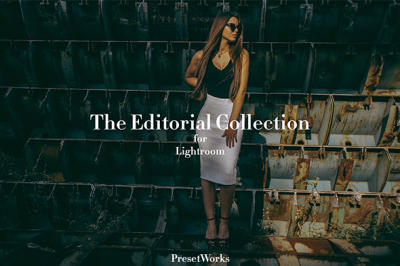 The Editorial Lightroom Collection v1