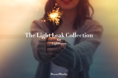 The Light Leak Collection - Lightroom Presets