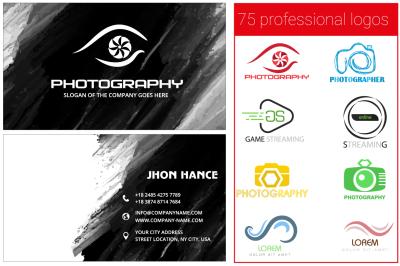 75 Professional logos