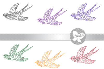 The image of a flying bird, a sketch of hands. The archive contains 6 JPEG 300 dpi on white background 6 PNG transparent.
