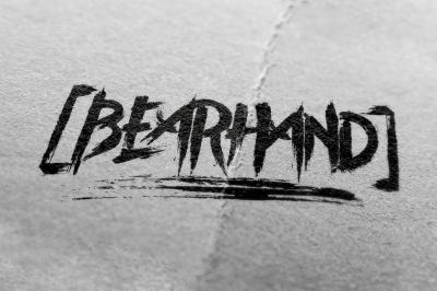 Bearhand Typeface