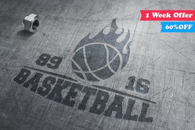 Great set of basketball logo,emblems