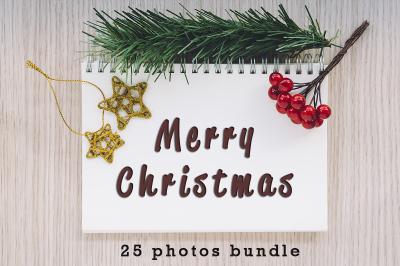 Christmas Compositions Photo Bundle