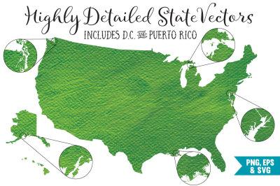 State Map Bundle