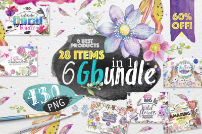 60%OFF!!!6GBundle, 430png
