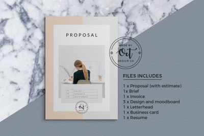Oct Proposal Pack