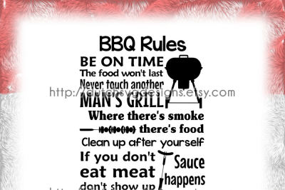 Text cutting file Barbeque BBQ, in Jpg Png SVG EPS Dxf for Cricut Design Space & Silhouette Studio cameo curio portrait, plotter, diy, quote
