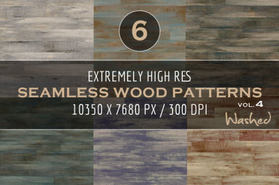 Extremely HR Seamless Wood Patterns vol. 4