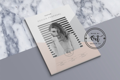 Sanyor Design Proposal Pack