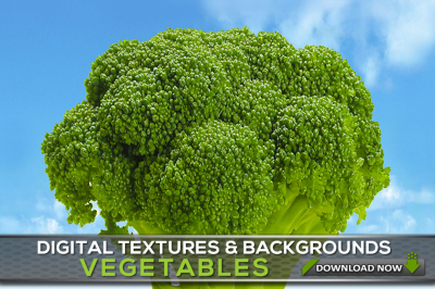 100 Vegetable Overlays And Textures