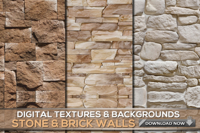 60 Brick And Stone Textures
