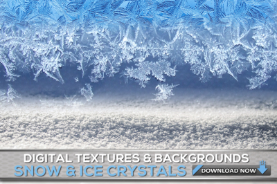 60 Winter Ice And Snow Textures