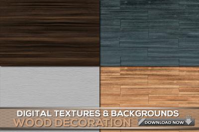 60 Wood Textures