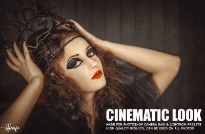 Cinematic Film Look Lightroom Preset