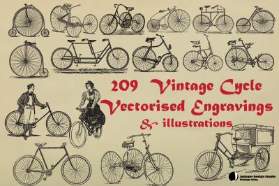 209-Vintage Cycles
