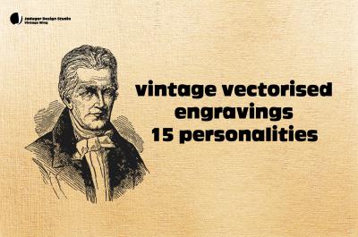Vintage-15 personalities