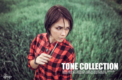 Tone Collection PS & RAW Actions
