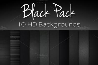 Black Pack Textures