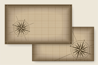 Compass Rose Vector Collection