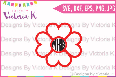 Heart Monogram svg, Personalize, Love Heart, SVG, DXF, Cricut, Silhouette, Cut File