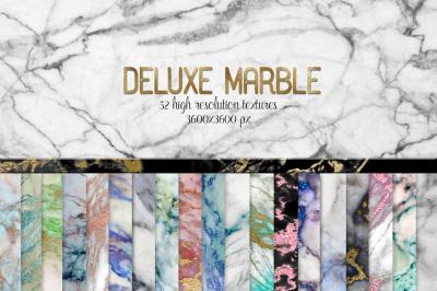 Deluxe Marble Digital Paper
