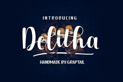 Delitha Font
