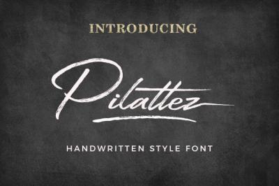Pilattez Font (off 40%)