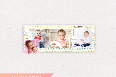 Facebook Timeline Cover - timeline cover template - Facebook Newborn Children Photography Timeline Cover