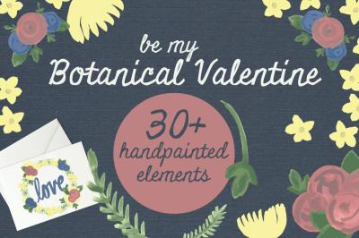 Be My Botanical Valentine