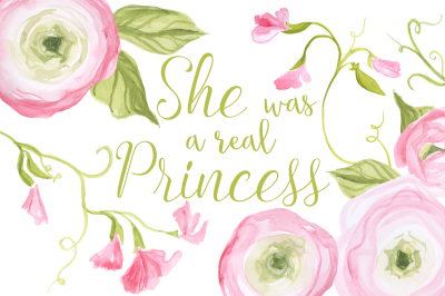 She was a real Princess
