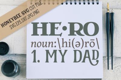 Hero my Dad