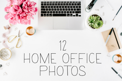 12 Home Office Photos