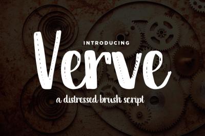 Verve Distressed