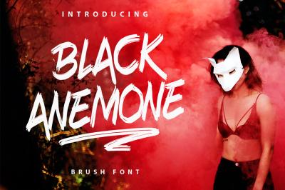 Black Anemone 45% OFF