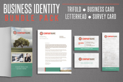 Business Identity Bundle Pack