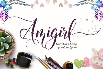 Amigirl Script