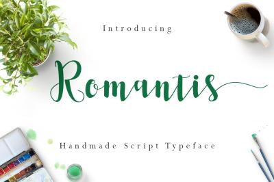Romantis Script