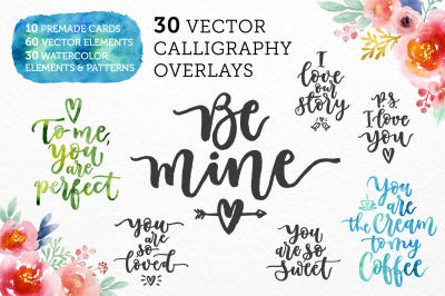 Romantic Overlays, Greeting Cards