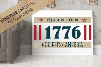 Download In God We Trust 1776 Free Free Downloads Image Vector Svg Cut