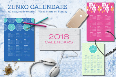 Zenko Calendars