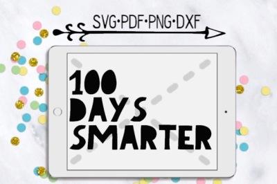 100 Days Smarter Cutting Design