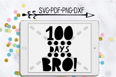 100 Days Bro Cutting Design