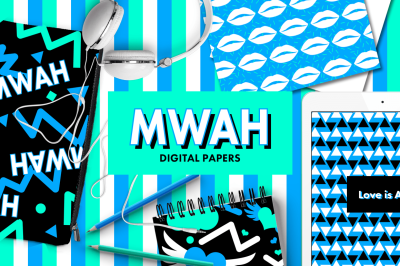 Mwah Digital Papers