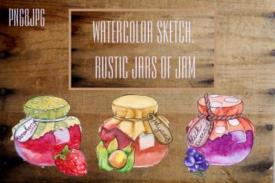 Watercolor jam