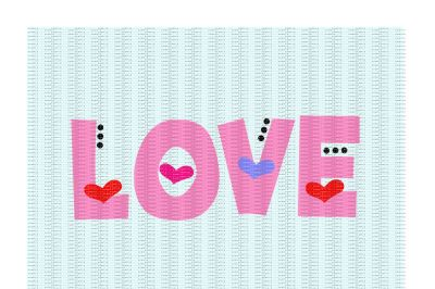 Love Svg, Dxf, Eps, Cutting/ Printing Files for Cameo/ Cricut & More.