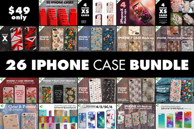 Iphone Case Bundle