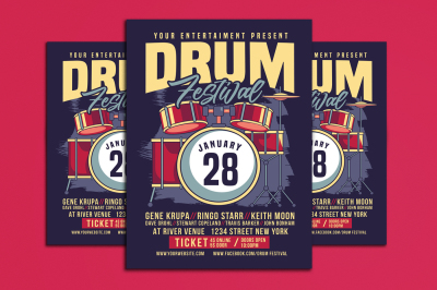 Drum Music Festival