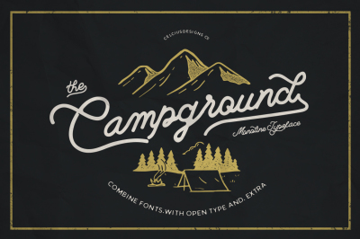 Campground Combine-30%off