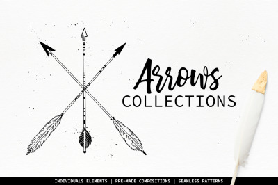 Arrows collection