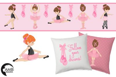 Ballerina graphic MINI-Bundle, AMB-130